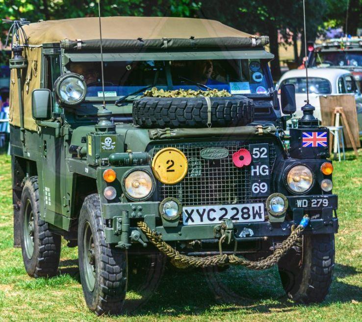 FDLCVS-001-GC-2018-1980 LAND ROVER