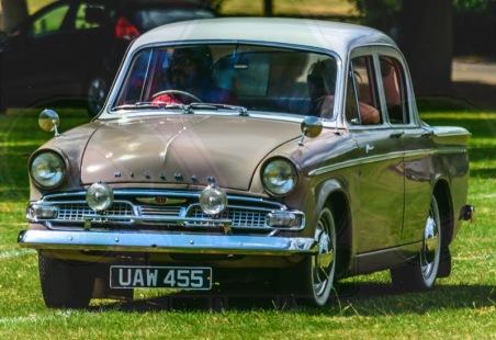 FDLCVS-021-GC-2018-1959 HILLMAN MINX DE-LUXE