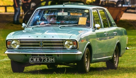 FDLCVS-022-GC-2018-1969 FORD CORTINA 1300 DX