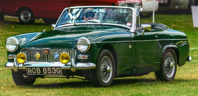 FDLCVS-036-GC-2018-1969 MG MIDGET