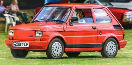 FDLCVS-037-GC-2018-1989 FIAT 126 BIS