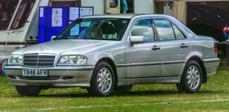 FDLCVS-045-GC-2018-1999 MERCEDES C200 ELEGANCE AUTO