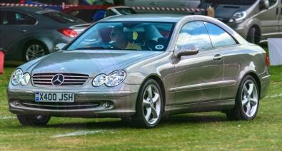 FDLCVS-066-GC-2018-2004 MERCEDES CLK 320 AVANTGARDE AUTO