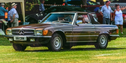 FDLCVS-083-GC-2018-1984 MERCEDES 280 SL AUTO