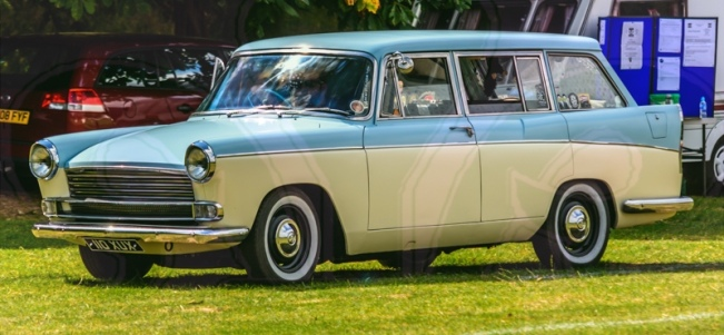 FDLCVS-101-GC-2018-1961 MORRIS OXFORD