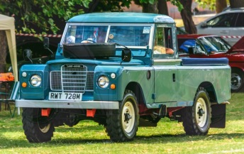 FDLCVS-103-GC-2018-1974 LAND ROVER 109 - 4 CYL