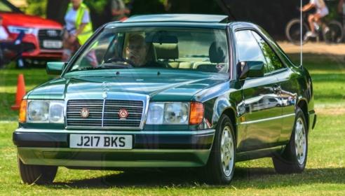 FDLCVS-108-GC-2018-1992 MERCEDES 230CE AUTO