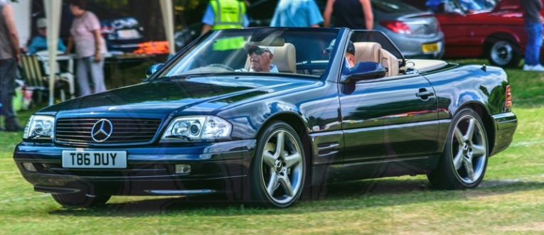 FDLCVS-110-GC-2018-1999 MERCEDES SL320 AUTO