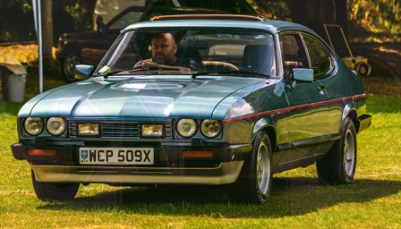 FDLCVS-112-GC-2018-1982 FORD CAPRI INJECTION