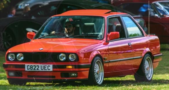 FDLCVS-117-GC-2018-1990 BMW 318I LUX