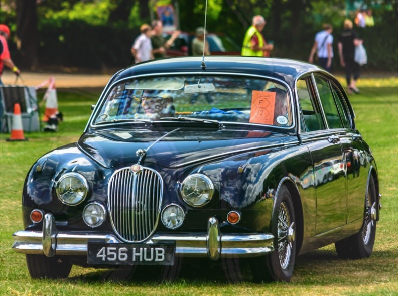 FDLCVS-121-GC-2018-1964 JAGUAR 3.4-340
