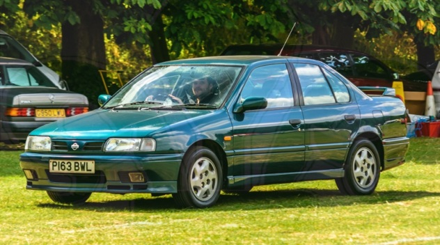 FDLCVS-129-GC-2018-1996 NISSAN PRIMERA 2.0E GT