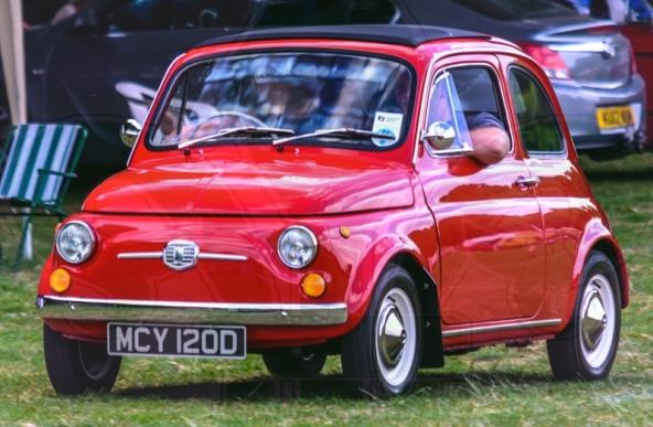 FDLCVS-159-GC-2018-1966 FIAT 500