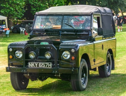 FDLCVS-170-GC-2018-1969 LAND ROVER