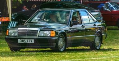 FDLCVS-172-GC-2018-1990 MERCEDES 190E AUTO
