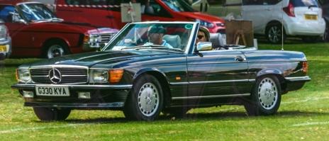 FDLCVS-173-GC-2018-1989 MERCEDES 420 SL AUTO