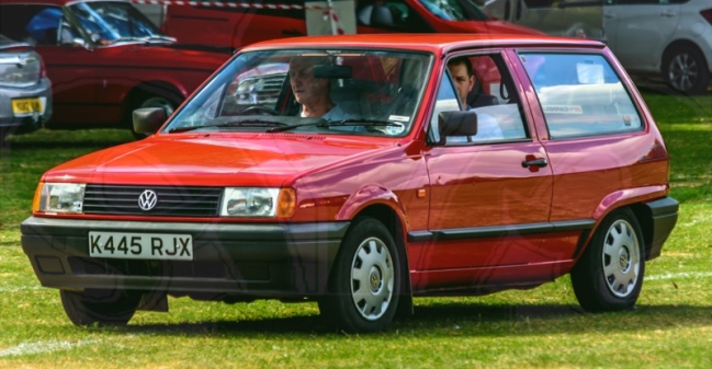FDLCVS-178-GC-2018-1992 VOLKSWAGEN POLO FOX