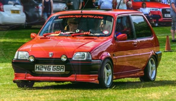FDLCVS-179-GC-2018-1991 ROVER METRO GTI
