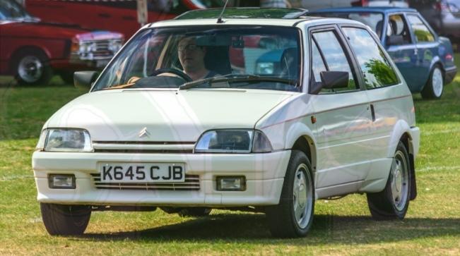 FDLCVS-198-GC-2018-1992 CITROEN AX GT