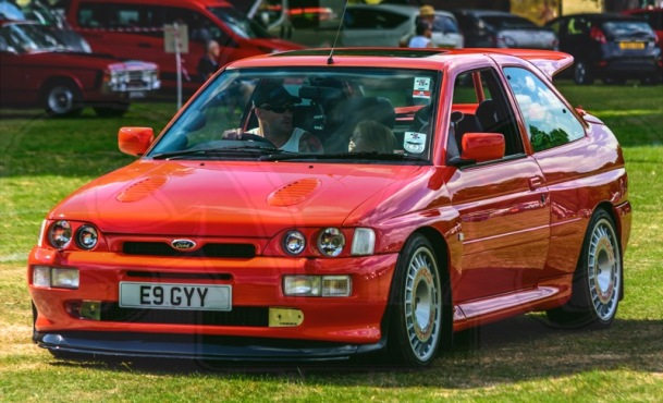 FDLCVS-234-GC-2018-1993 FORD ESCORT RS COSWORTH