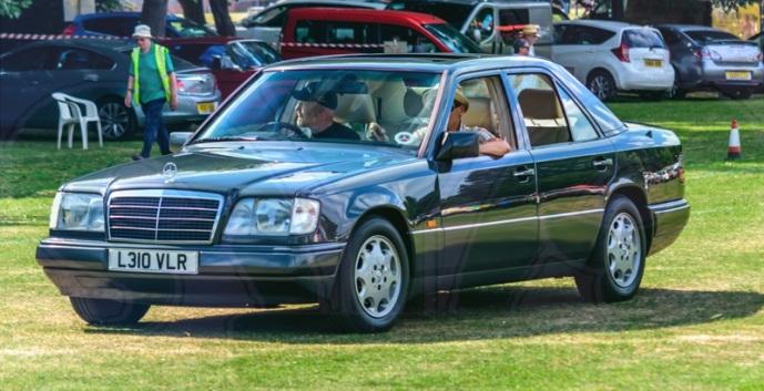 FDLCVS-243-GC-2018-1993 MERCEDES E280 AUTO