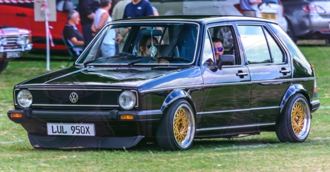 FDLCVS-268-GC-2018-1981 VOLKSWAGEN GOLF