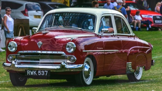 FDLCVS-284-GC-2018-1955 VAUXHALL CRESTA E SERIES