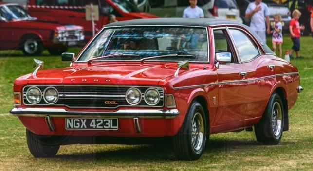 FDLCVS-330-GC-2018-1972 FORD CORTINA 2000 GXL AUTO