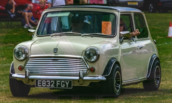 FDLCVS-332-GC-2018-1988 AUSTIN MINI MAYFAIR AUTO