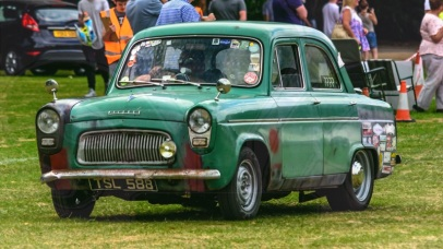 FDLCVS-340-GC-2018-1960 FORD PREFECT