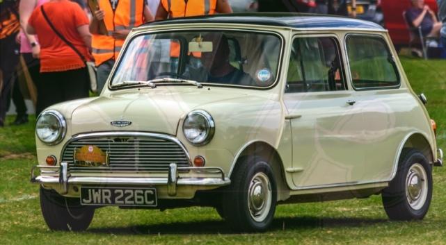 FDLCVS-342-GC-2018-1965 AUSTIN MINI COOPER S