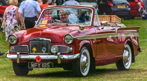 FDLCVS-343-GC-2018-1962 SUNBEAM RAPIER