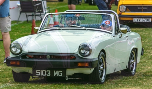 FDLCVS-367-GC-2018-1976 MG MIDGET 1500