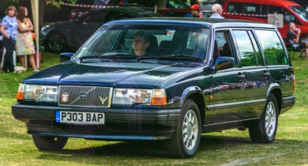 FDLCVS-373-GC-2018-1996 VOLVO 940 S TURBO