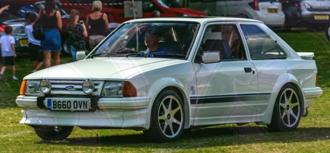 FDLCVS-390-GC-2018-1985 FORD ESCORT RS TURBO