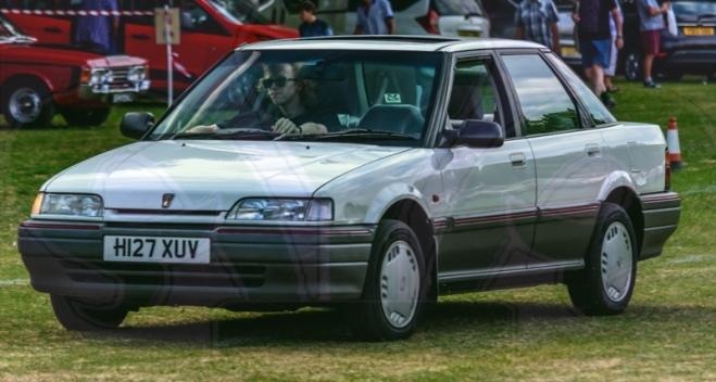 FDLCVS-415-GC-2018-1990 ROVER 416 GSI AUTO