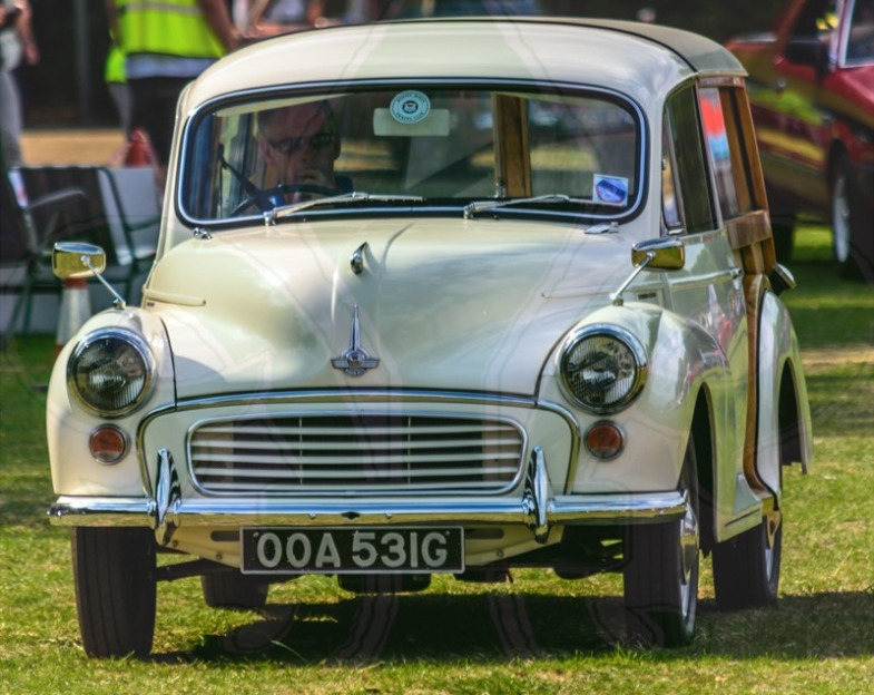 FDLCVS-448-GC-2018-1968 MORRIS MINOR TRAVELLER