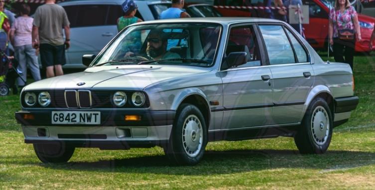 FDLCVS-455-GC-2018-1990 BMW 316I
