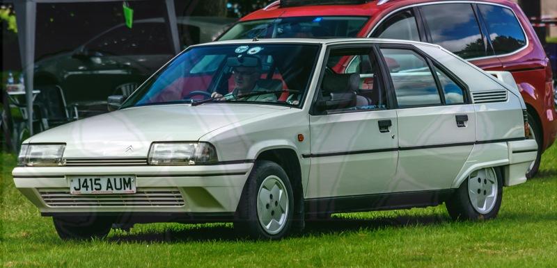 FDLCVS-004-GC-2019-1992 CITROEN BX19 TGD AUTO