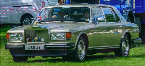 FDLCVS-013-GC-2019-1986 ROLLS ROYCE GHOST