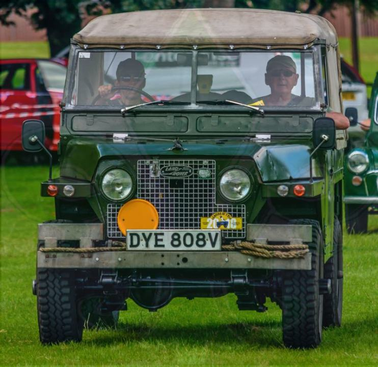 FDLCVS-017-GC-2019-1969 LAND ROVER 2A LIGHTWEIGHT