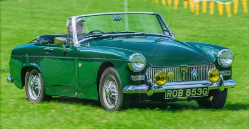 FDLCVS-032-GC-2019-1969 MG MIDGET