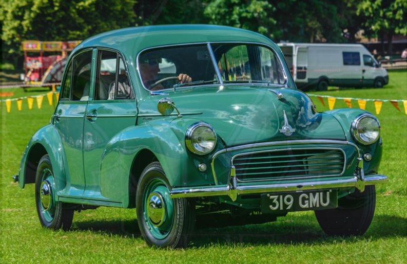 FDLCVS-059-GC-2019-1956 MORRIS MINOR