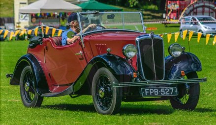 FDLCVS-061-GC-2019-1937 MORRIS EIGHT