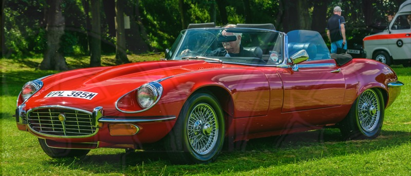 FDLCVS-062-GC-2019-1974 JAGUAR OPEN E TYPE