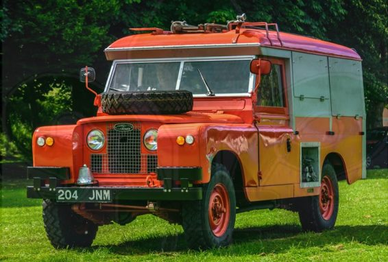 FDLCVS-079-GC-2019-1963 LAND ROVER 109 - 4 CYL