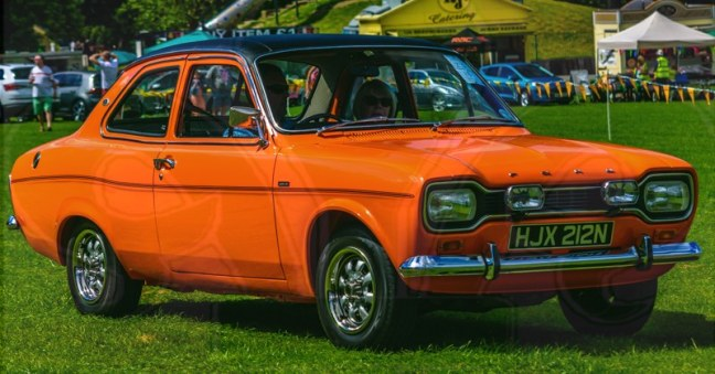 FDLCVS-095-GC-2019-1974 FORD ESCORT 1300E GT