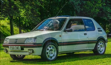 FDLCVS-123-GC-2019-1989 PEUGEOT 205 GTI