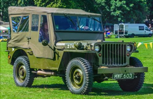 FDLCVS-149-GC-2019-1943 WILLYS JEEP