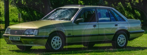 FDLCVS-153-GC-2019-1985 VAUXHALL SENATOR 3.0I CD AUTO